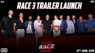 Race 3 | Trailer Launch Event | Salman Khan | Remo D'Souza