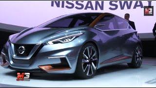 NEW NISSAN SWAY - INFINITI QX30 - SALONE DI GINEVRA 2015 - GENEVA MOTOR SHOW 2015
