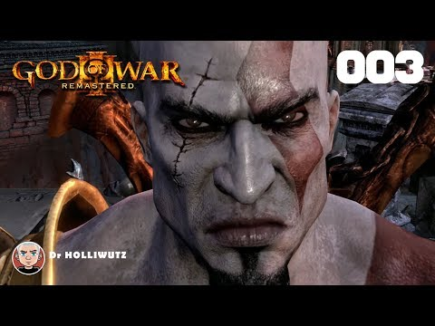 God of War 3 #003 - Hades' Reich [PS4] Let's Play GOW3 remastered