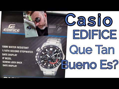 5ed6443775ab RELOJ CASIO EDIFICE!!!! Que Tan Bueno Es  (Reseña) - YouTube