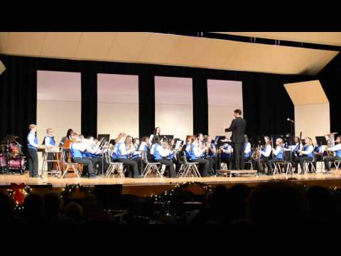Warren Woods Middle School Cadet Band - Dance of the Sugarplum Fairy