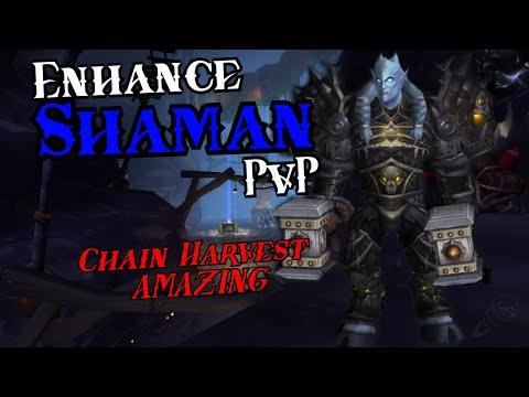 Wow 9 0 2 Shadowlands Enhance Shaman Pvp Finally 60 Feels Amazing Bg Commentary Youtube