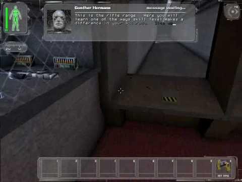 Let's Play Deus Ex 03: That's MY Equipment! |