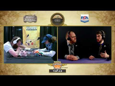 Pokémon Regional Championships - VGC Masters Top 4 B - Ashton Cox vs Sean Bannen