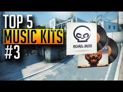 CS:GO - TOP 5 MUSIC KITS #3