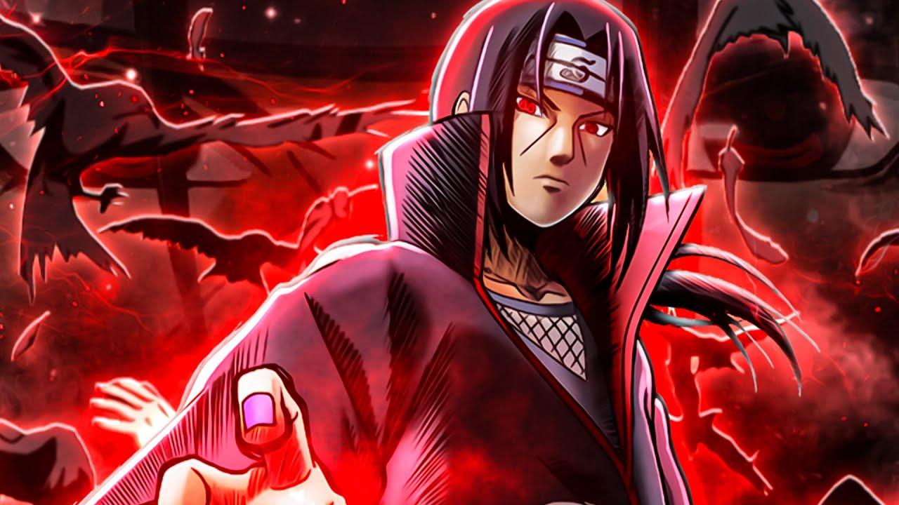 THE ITACHI RAP | Naruto Mixtape pt 1 ナルトラップ - None