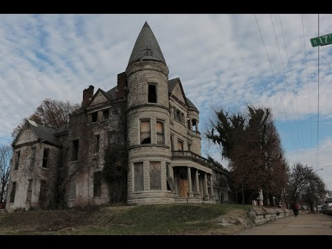 Inside Abandoned Victorian Mansions