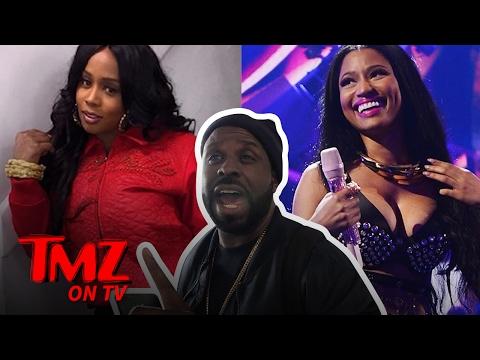 Funk Master Flex: Remy Ma Has Taken The Crown From Nicki Minaj | TMZ TV