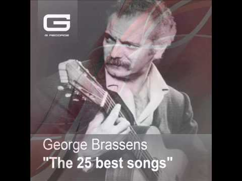 """Georges Brassens """"The 25 Best Songs"""" GR 069/16 (Official Compilation)"""