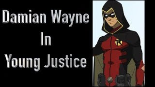 Video Damian Wayne In Young Justice Season 3: Outsiders download MP3, 3GP, MP4, WEBM, AVI, FLV November 2017