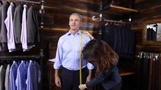 How to Measure for a Custom Suit