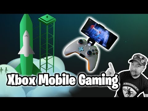 Xbox Mobile Gaming With XCloud Preview Experience