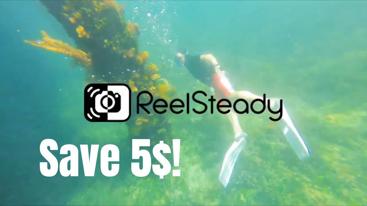 Reelsteady Go REVIEW + Before and After