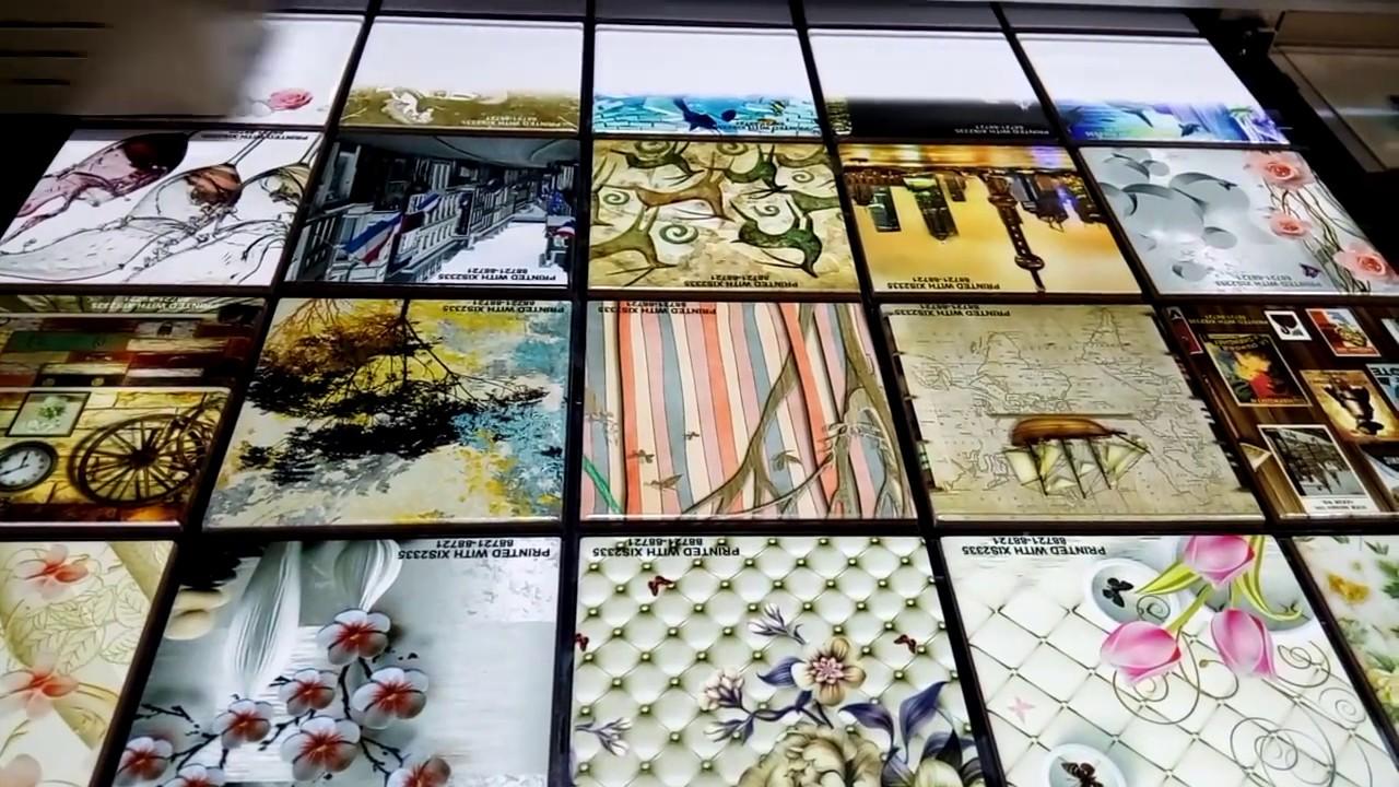 Digital Printing Machine For Ceramic TIles, Ceramic Tile ...