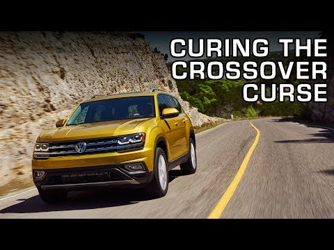 Can The Atlas Lift Volkswagen? - Autoline After Hours 382
