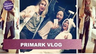 Primark vlog met Sheling & Melanie ♥