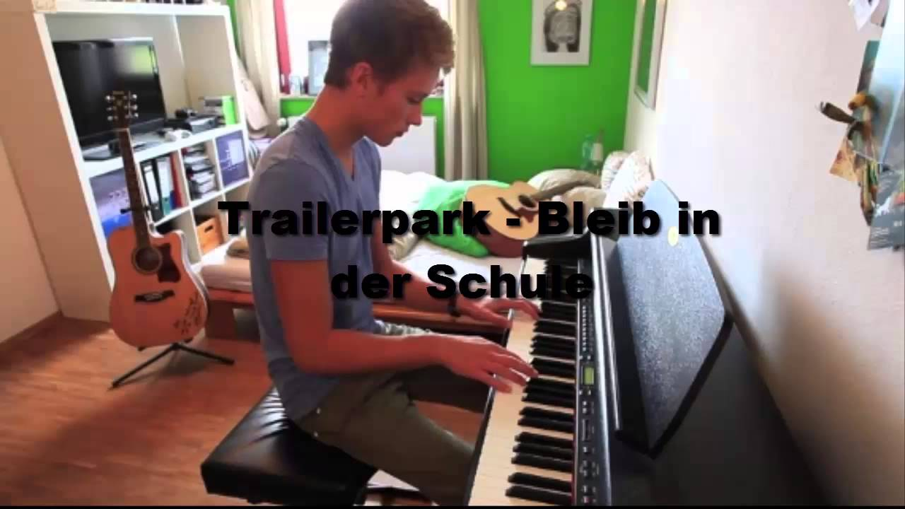 trailerpark-bleib-in-der-schule-piano-fancover-germanfancovers