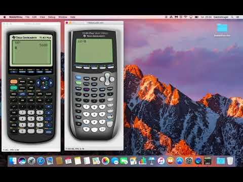 Free TI Calculators (TI-82 to TI-86) for macOS, Windows & Android