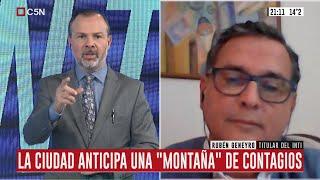 Entrevista a Rubén Geneyro, Titular del INTI