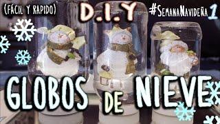DIY: GLOBOS DE NIEVE Thumbnail