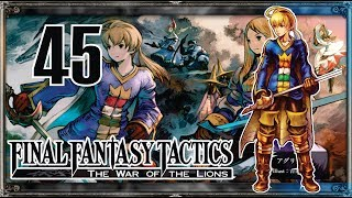 Final Fantasy Tactics #45 - O castelo de Limberry.