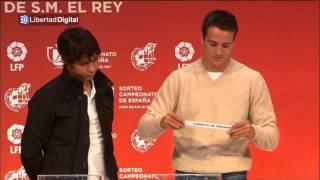 Sorteo de la Copa del Rey 2013/14