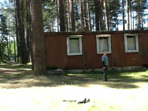 Лагерь Русичей