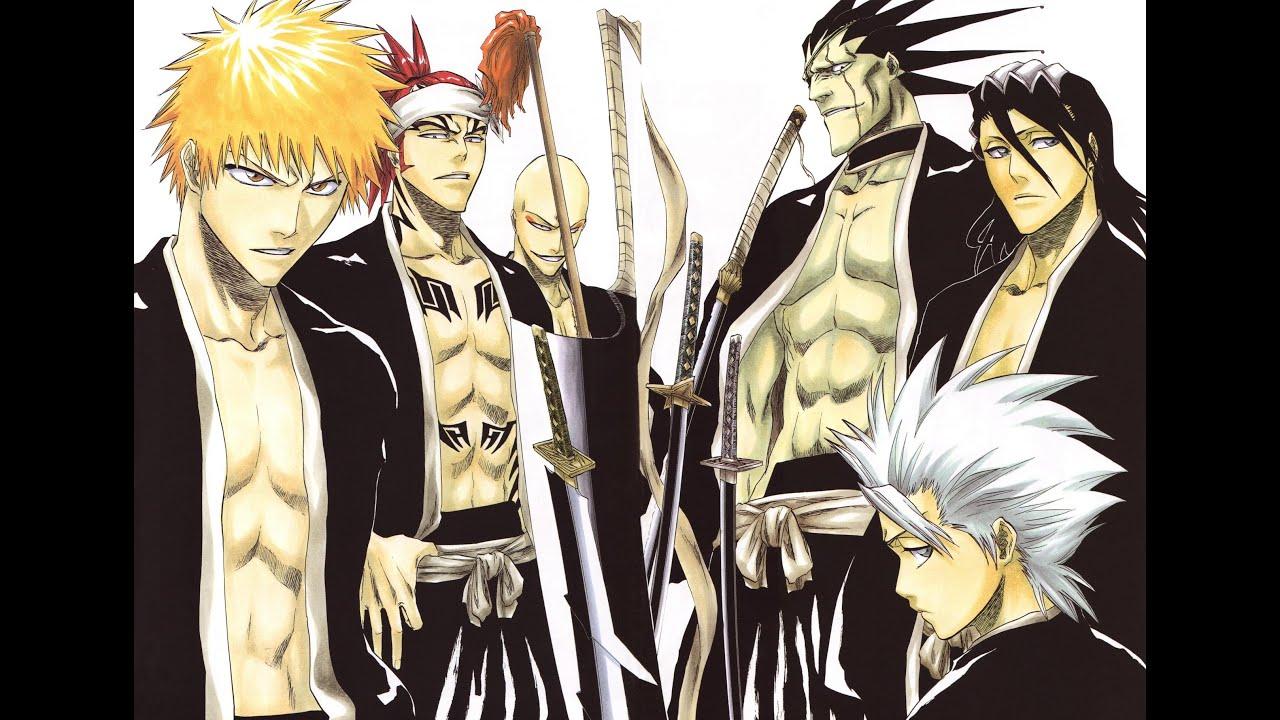 Manga to read bleach