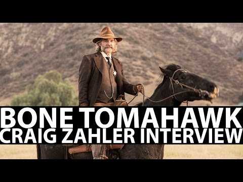 Bone Tomahawk  An  with Craig Zahler