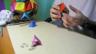 How To Make Origami Cube.