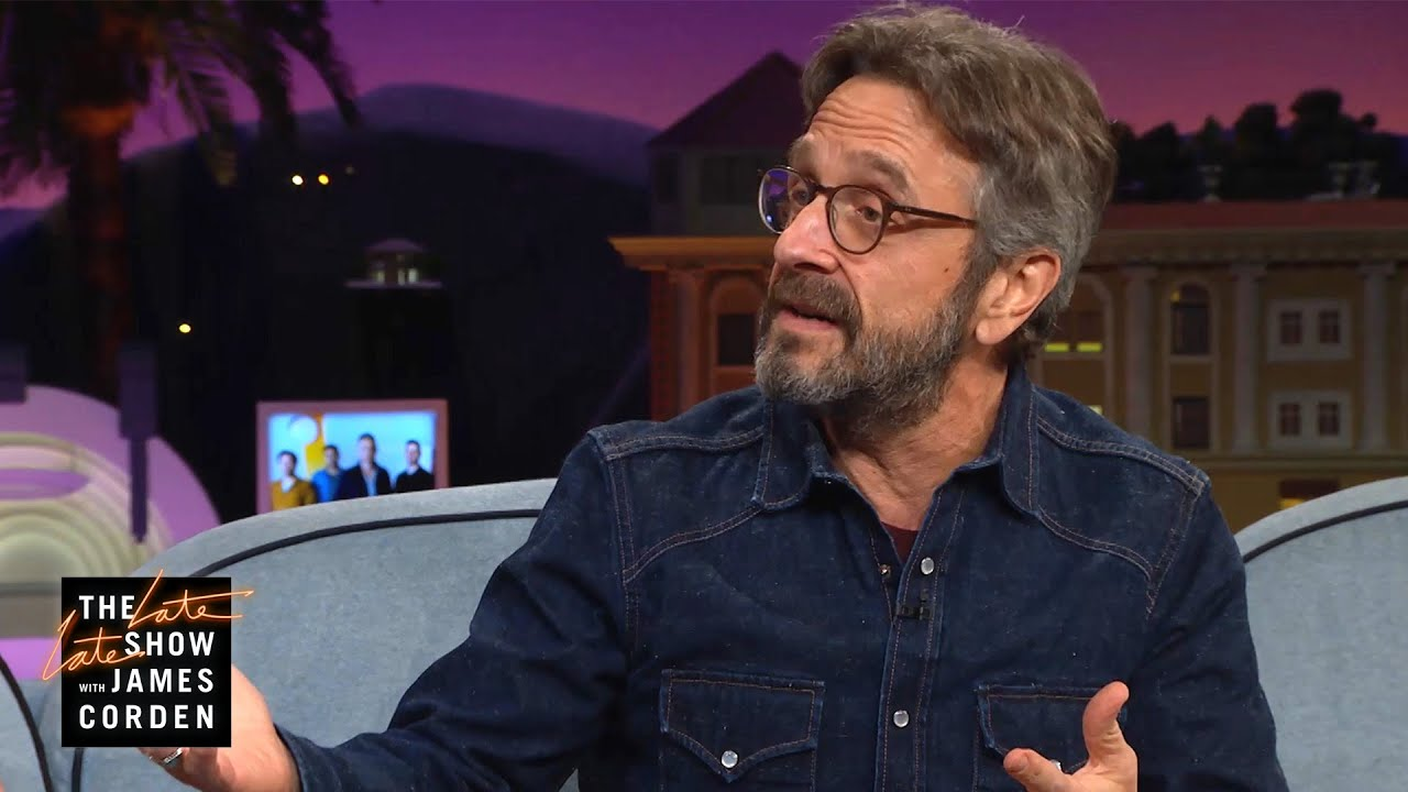 Marc Maron Explains the Various Interpretations of Marc Maron