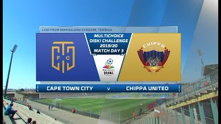 MultiChoice Diski Challenge | Cape Town City vs Chippa United