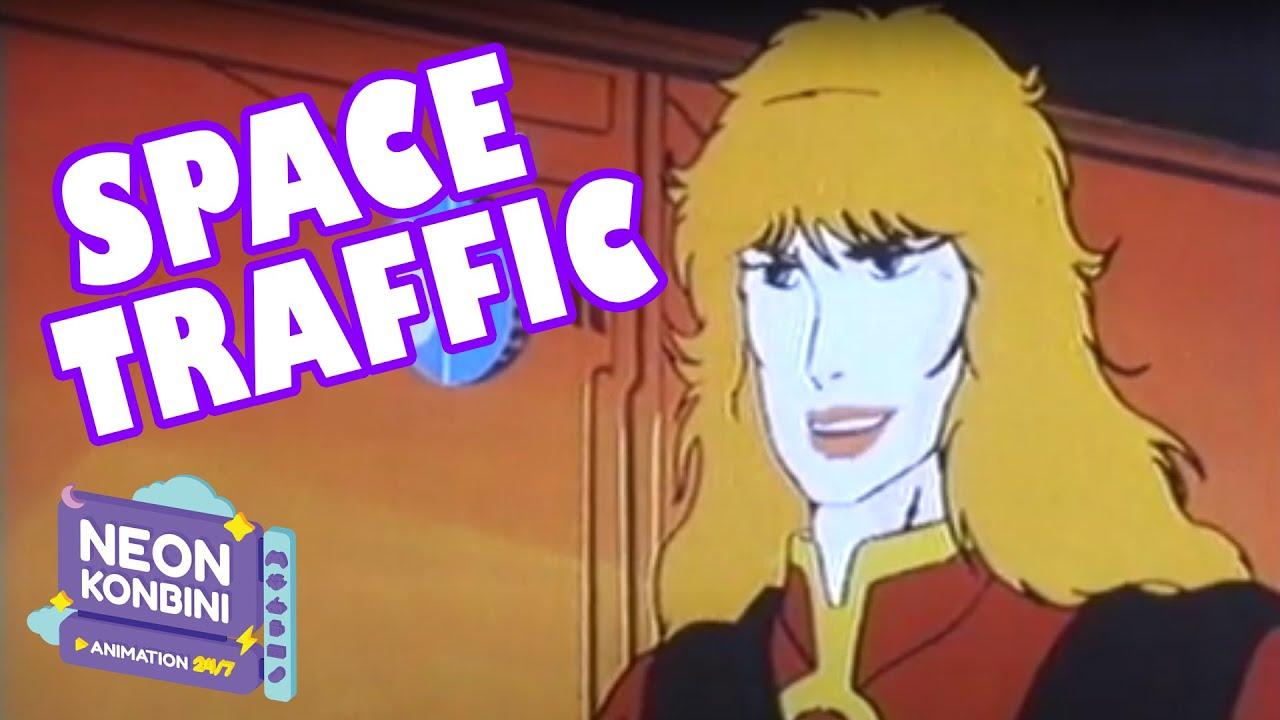 S.T.A.R Bursters - Space Traffic! | Neon Konbini