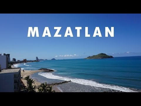 Mazatlan Mexico 2016 (Travel video)