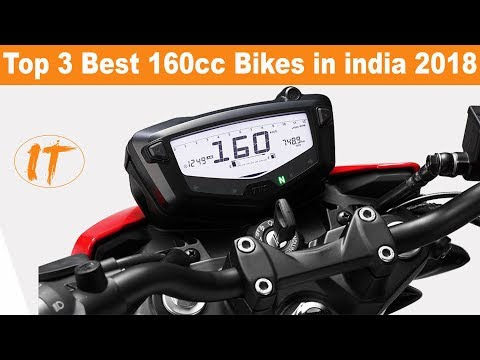 Top 3 Best 160cc Bikes In India 2018 Will Shock You 🔥