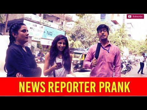 BUNTY BUBBLEE | NEWS REPORTER PRANK | EXPOSING PIRACY