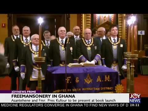 Freemasonry in Ghana - JoyNews Prime (29-11-17)
