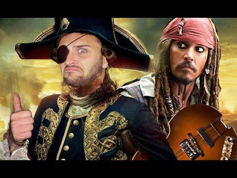 FAIRE UNE MUSIQUE DE FILM ÉPIQUE !! (Pirates Des Caraïbes)