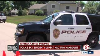 FBI, ATF searched home of Noblesville shooting suspect