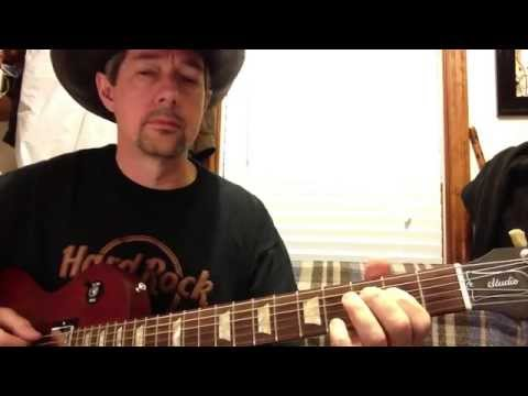 Boot Scootin' Boogie - Guitar Pattern - Brooks & Dunn