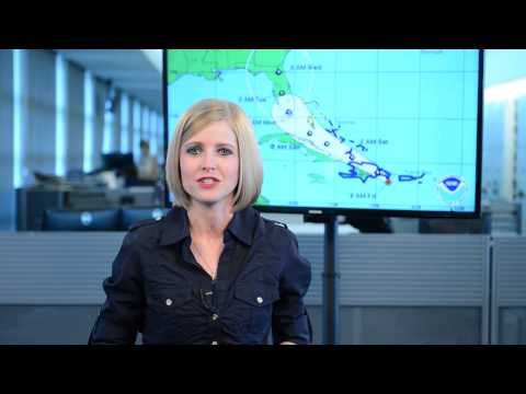 HT VIDEO: Cassie Nall on preparing for Tropical Storm Erika