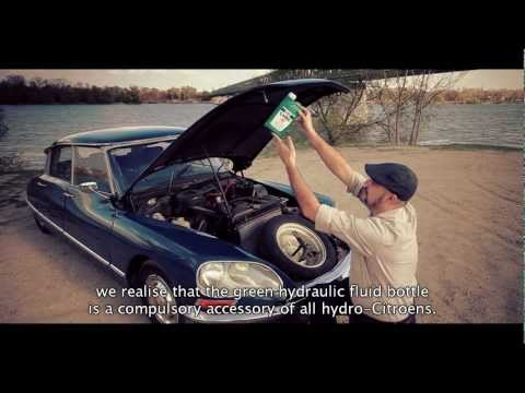 Citroën DS, the miracle of travelling (HD)