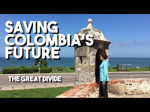 Saving the future in Colombia — and the world