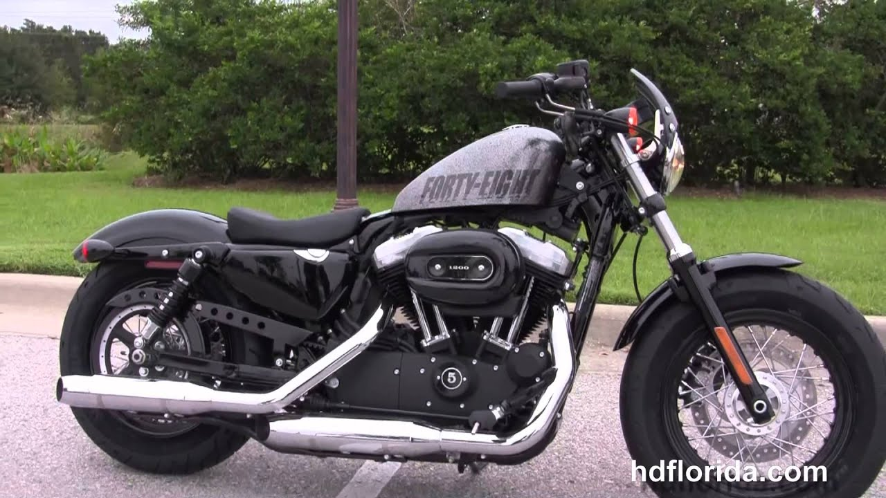 2014 Harley Davidson Xl1200x Sportster Forty Eight New