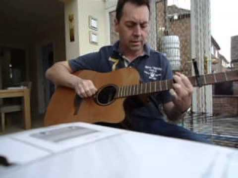 London Calling - The Clash  Cover