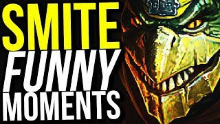 BEST 2V2 EVER IN SMITE HISTORY! - SMITE FUNNY MOMENTS