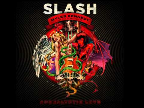 Slash – Anastasia (Apocalyptic Love) 256 kbps 2012