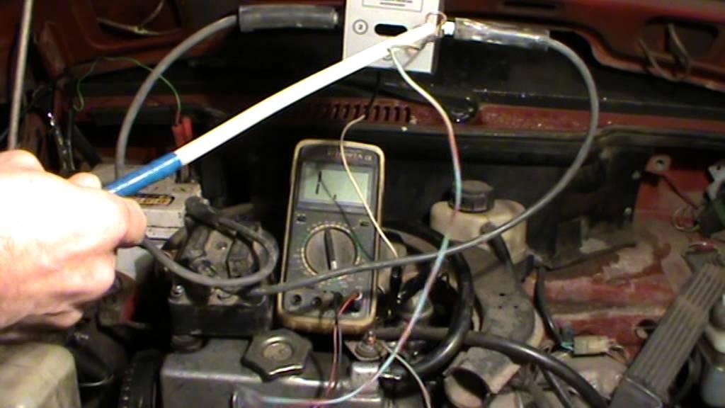 Как проверить высоковольтные провода на все 100%.