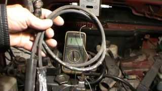Как проверить высоковольтные провода на все сто %.