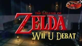Zelda Wii U débat: Gameplay wiimote plus ou classique ?